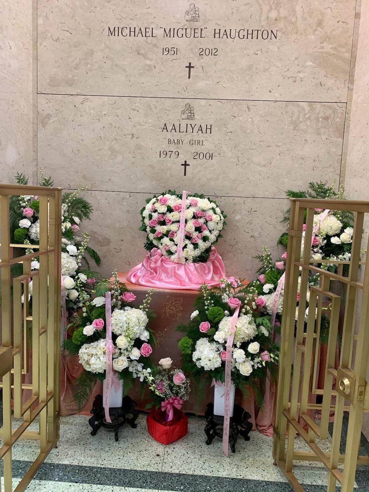 Happy Birthday Aaliyah, We Love You Forever!